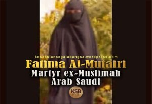 Saudi Ex-Muslim Martyr - Fatima Al-Mutairi_KSB_JPG