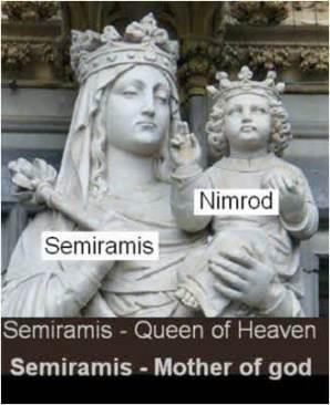 Semiramis+nimrod